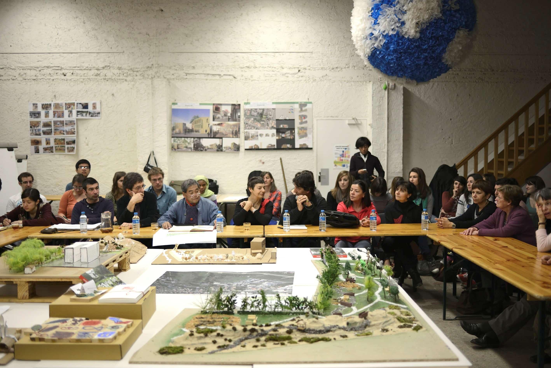 présentation workshop maire de pau