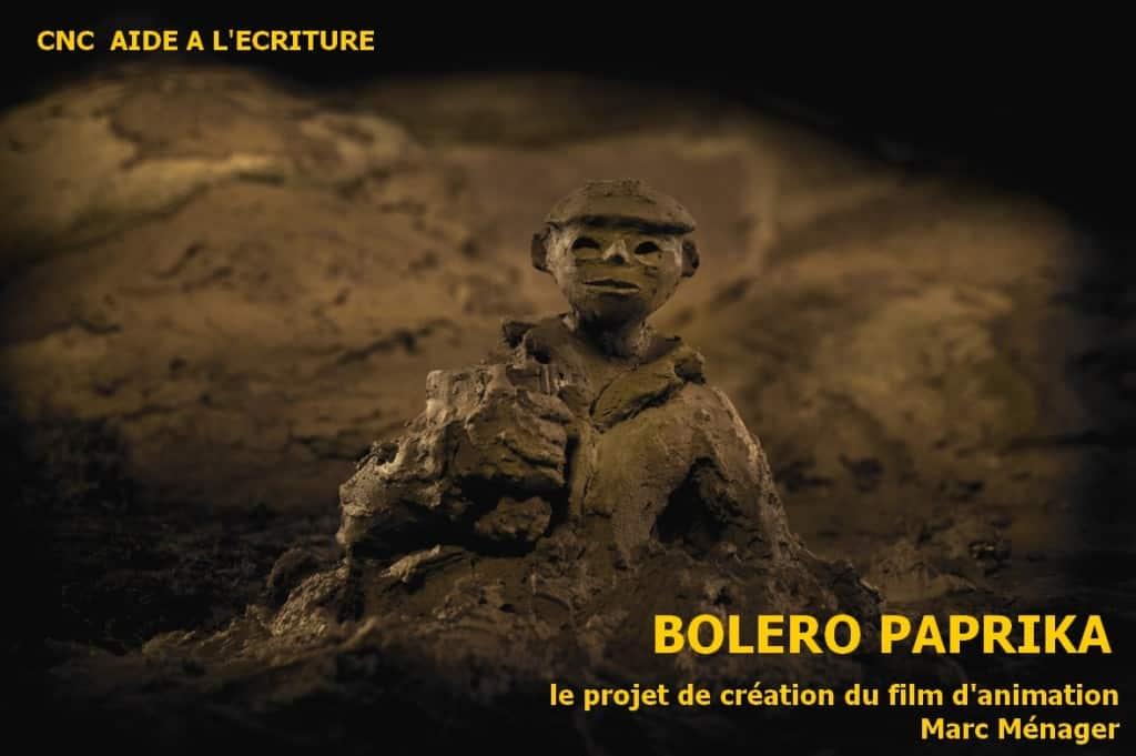 Bolero Paprika, le film